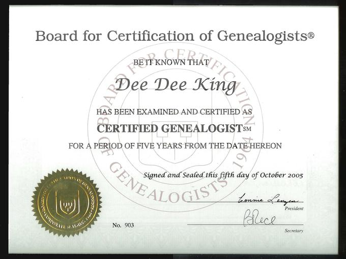 Forensic Genealogy Services, LLC - About Us